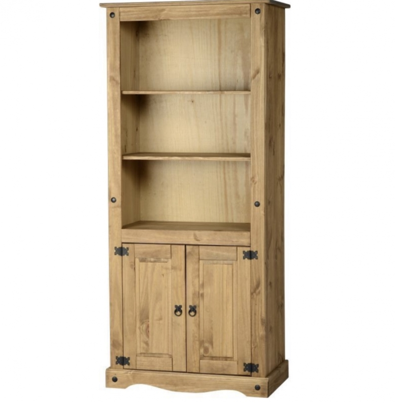 Corona 2 door display unit/bookcase