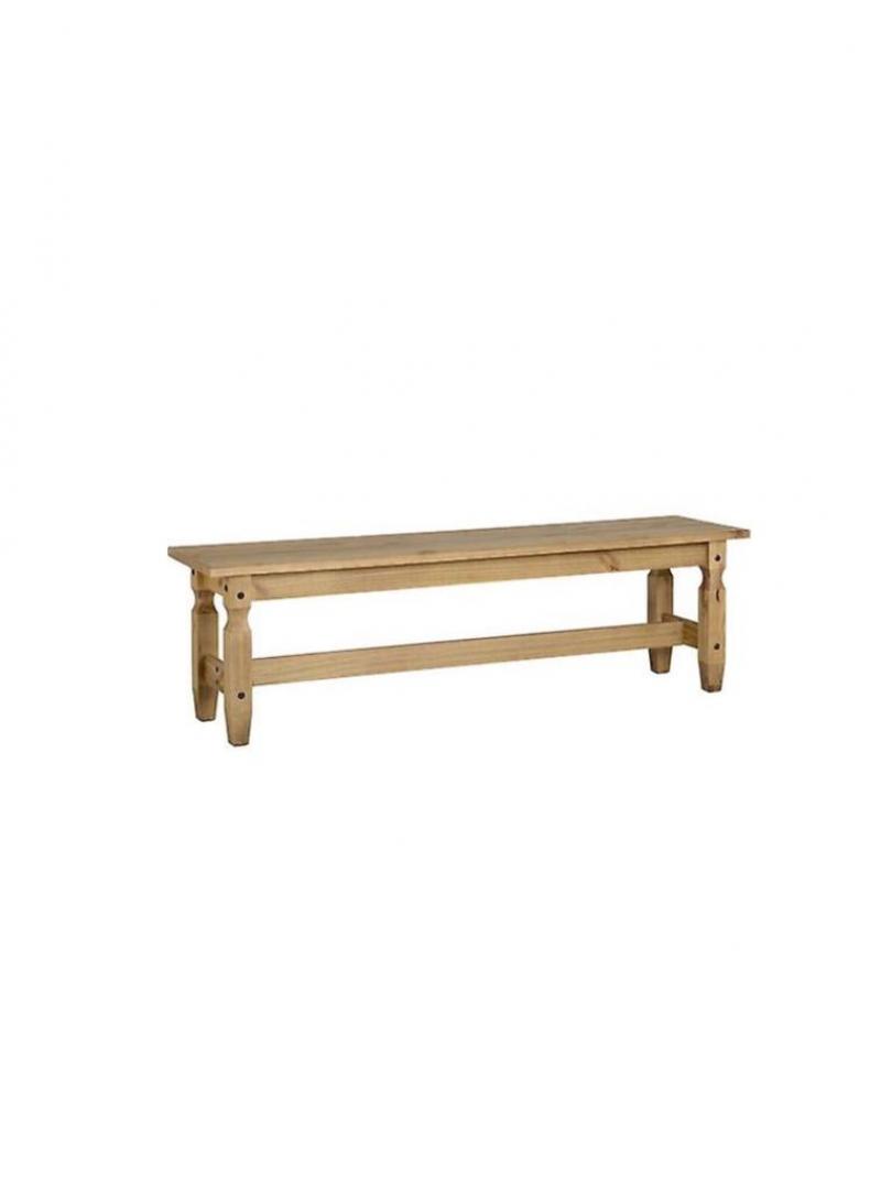 Corona 5' Dining Bench