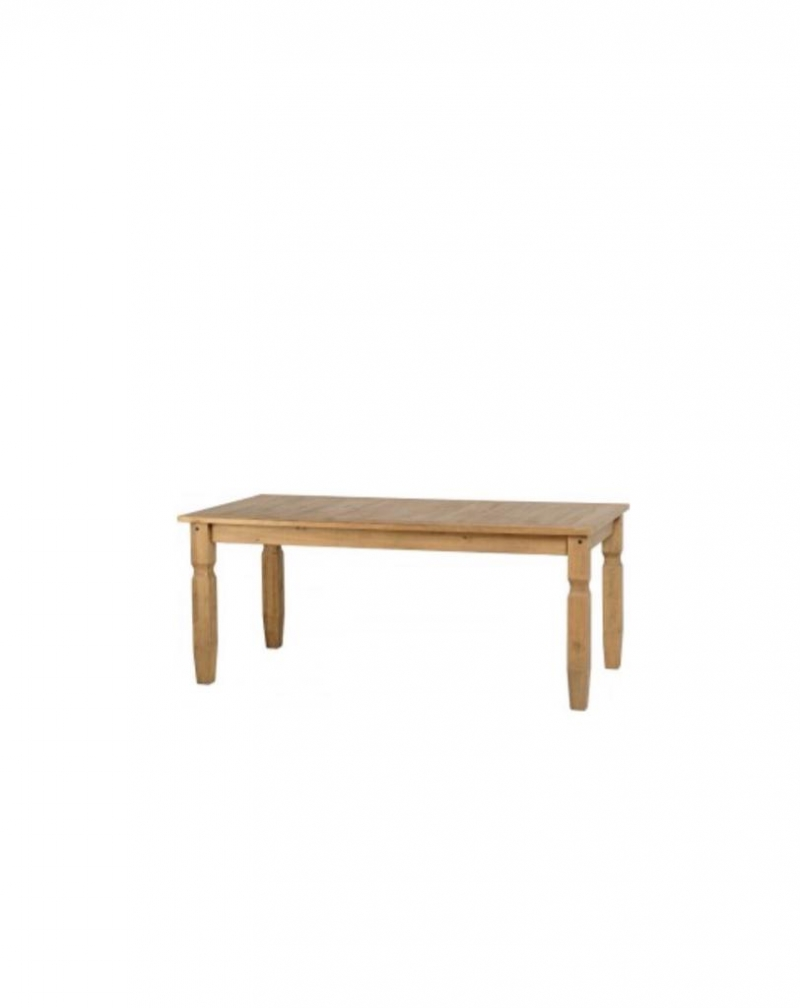Corona 6' Dining Table