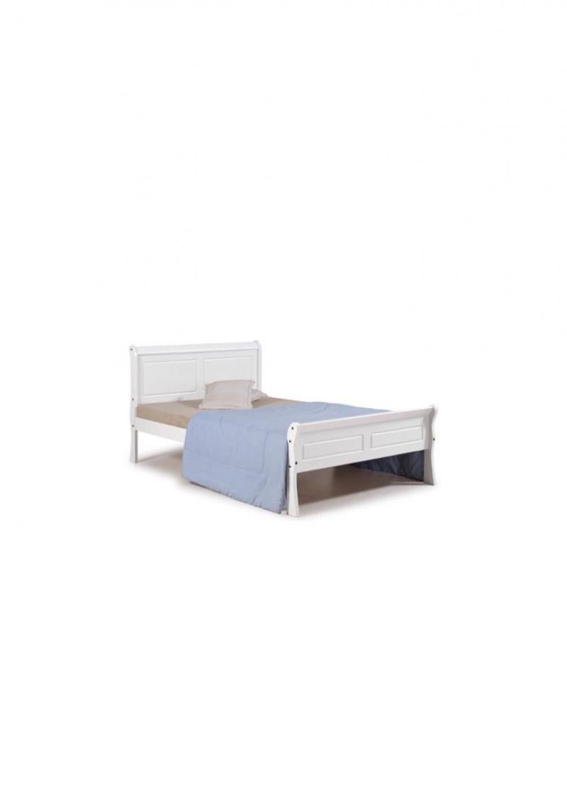 Georgia 5' sleigh bed