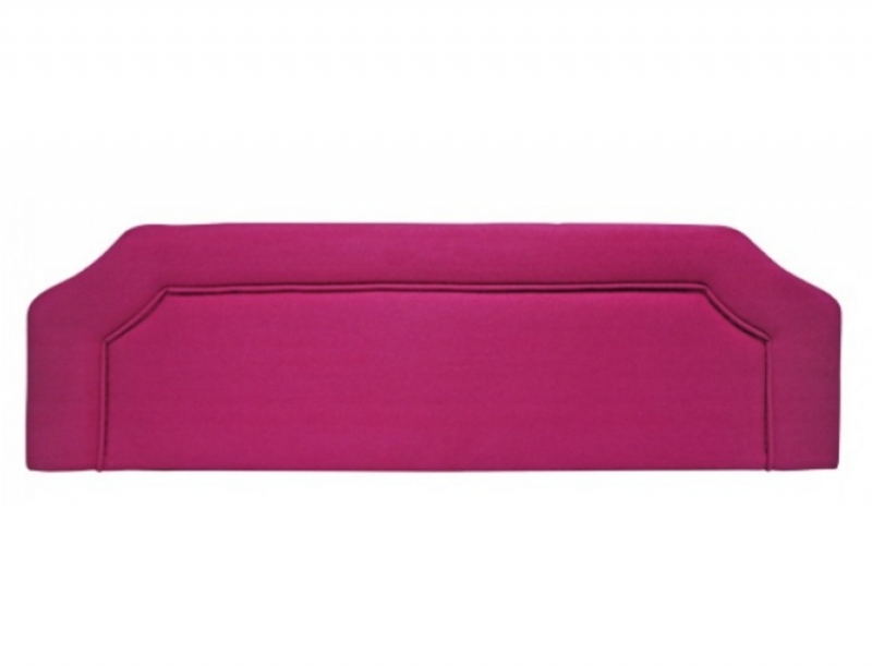 Julie Rose Velour Headboard