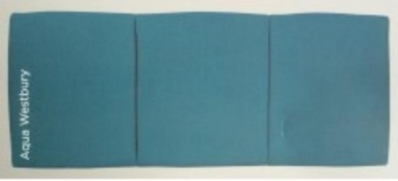 Lacey Aqua Westbury Headboard