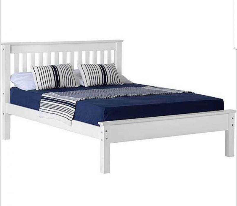 Monaco 5' Bed low foot end