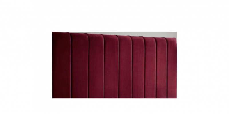 Nevada Cherry Basket Weave Headboard