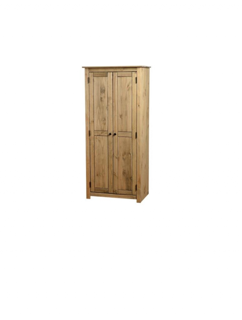 Panama 2 Door Wardrobe