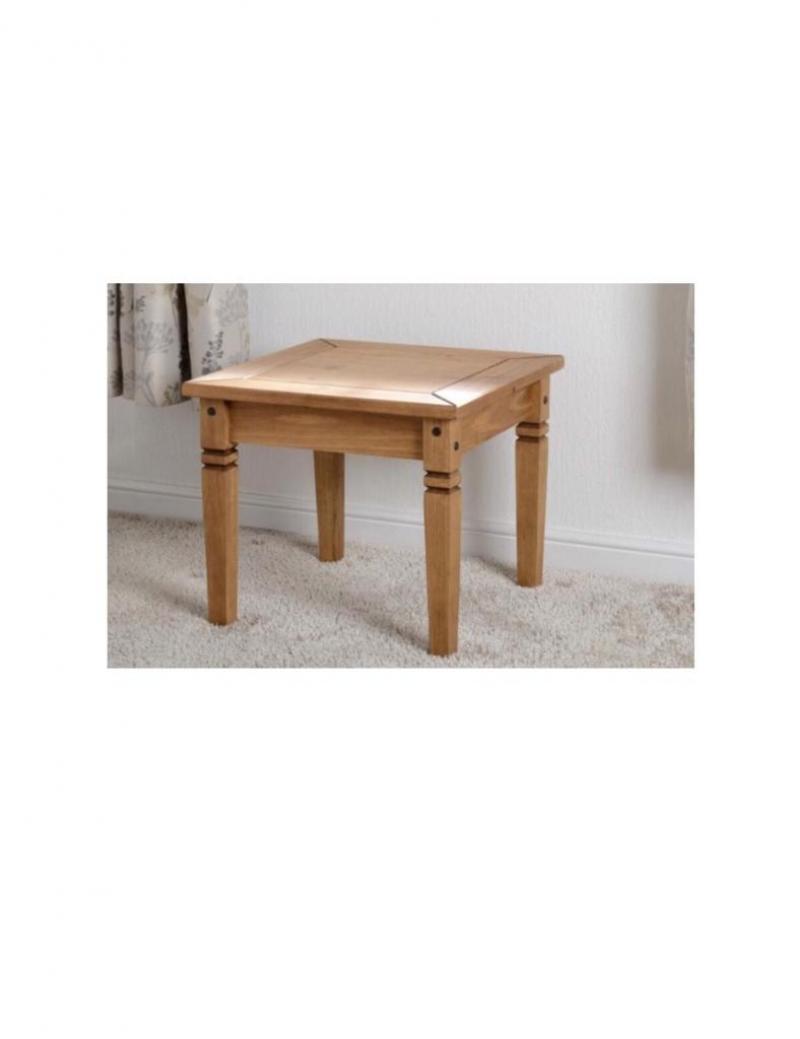 Salvador Lamp Table