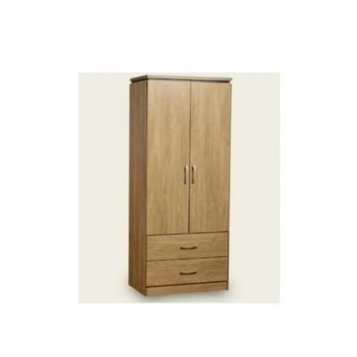 Charles 2 door 2 drawer wardrobe