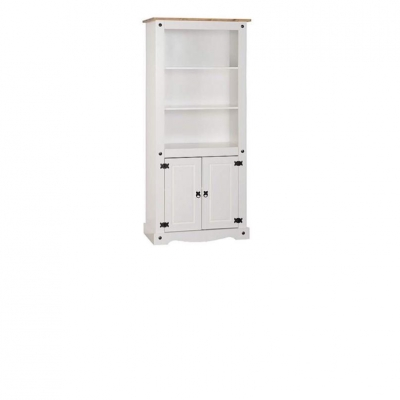 Corona 2 Door Display Unit/Bookcase