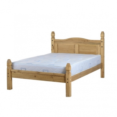 Corona 3' Bed low foot end