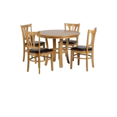 "Grosvenor 40"" Round Dining Set"