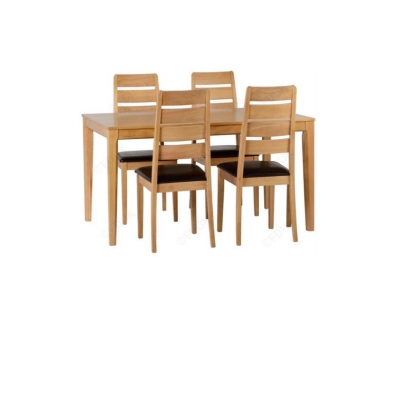 Logan 1+4 Dining Set