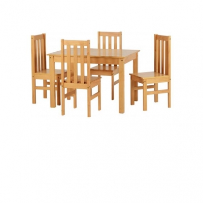 Ludlow 1+4 Dining Set
