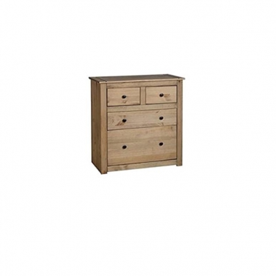 Panama 2 + 2 Drawer Chest