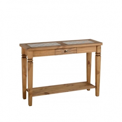 Salvador Tile Top Console Table