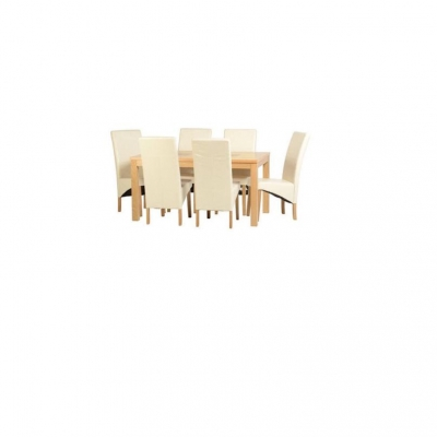 "Wexford 59"" Dining Set G1 Chairs"