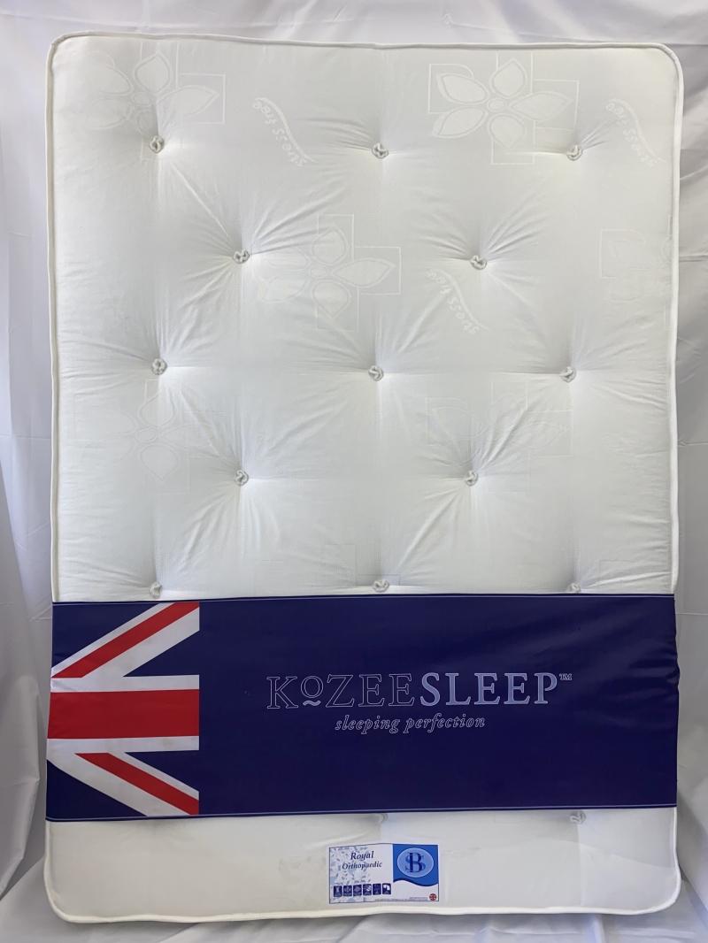 York orthopaedic mattress